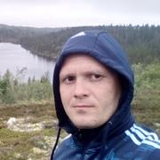 Евгений 33 Североморск