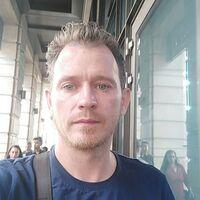 Nic, 40 лет, Скорпион, Санкт-Петербург