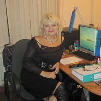 Галина, 61 год, Козерог, Алматы́