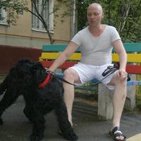 Игорь, 44 года, Телец, Москва