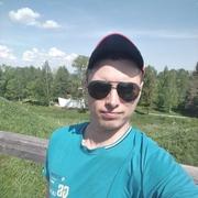 Андрей 28 Белозерск