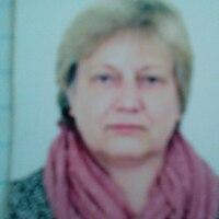Марина, 65 лет, Рыбы, Новосибирск
