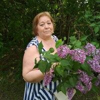 Любовь, 64 года, Весы, Санкт-Петербург