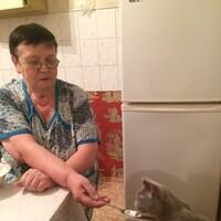 Людмила, 73 года, Скорпион, Москва