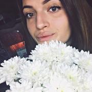 Кристина 19 лет (Водолей) хочет познакомиться в Обухове
