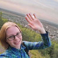 Ilona-Iris, 25 лет, Овен, Красноярск