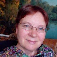 Ирина, 65 лет, Овен, Москва
