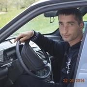 Андрій 29 лет (Козерог) Берегомет
