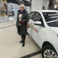 Валентина, 69 лет, Водолей, Челябинск