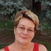 Валентина 61 год (Рак) Павлоград