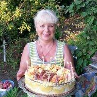 Валентина, 57 лет, Лев, Самара