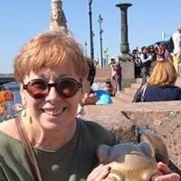 Тамара, 66 лет, Телец, Санкт-Петербург