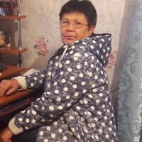 лидия, 60 лет, Рак, Нерчинск