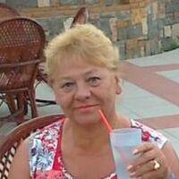 анна, 59 лет, Скорпион, Москва