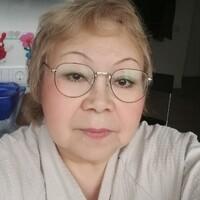 Лана, 62 года, Козерог, Москва