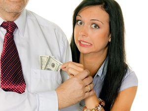 Самостоятельность женщин или кто должен оплачивать счет