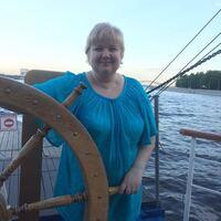 Светлана, 51 год, Овен, Санкт-Петербург
