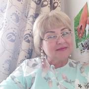 Татьяна 59 лет (Водолей) хочет познакомиться в Котласе