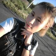 Люба Исина 18 лет (Телец) Макинск