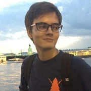 Никита 23 Санкт-Петербург