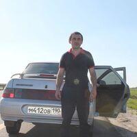 хвича, 41 год, Телец, Москва