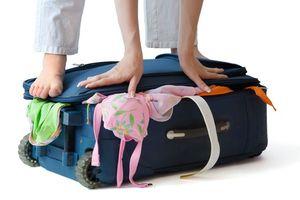 Вещи которые мы забываем положить в чемодан