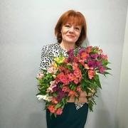Татьяна 57 лет (Козерог) Всеволожск