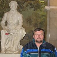 Андрей, 58 лет, Водолей, Санкт-Петербург