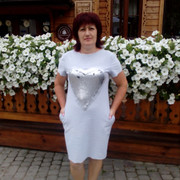 Оксана 50 лет (Козерог) Дрогобыч