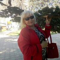 мила, 67 лет, Рыбы, Феодосия