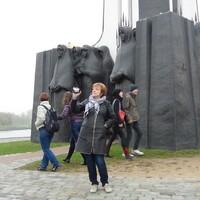 Любовь, 55 лет, Скорпион, Москва