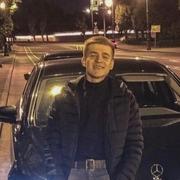 Александр Пластун 25 Санкт-Петербург