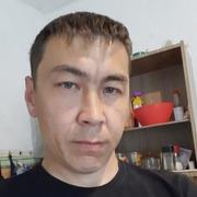 Алексей Сангоджиев 39 Кызыл