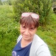 Ольга Ячменева 49 Краснотуранск