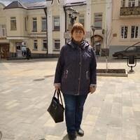 Любовь, 63 года, Рак, Саратов