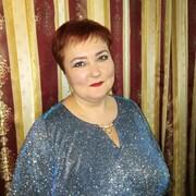 Ирина Язеповна Кокина 50 Воркута