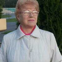 Надежда, 65 лет, Телец, Рогачев