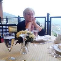 Ольга, 59 лет, Телец, Москва