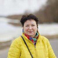Людмила, 63 года, Скорпион, Великий Новгород (Новгород)