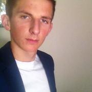 Petro 19 лет (Рак) хочет познакомиться в Збараже