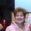 людмила, 57, г.Белоозёрский
