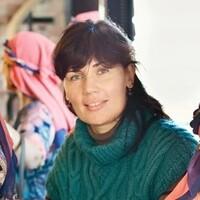 Агафонова Евгения, 45 лет, Козерог, Санкт-Петербург