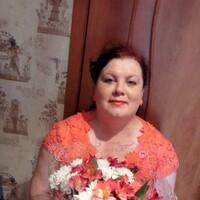 ЛИДИЯ, 57 лет, Рак, Москва