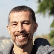 Waref 46 лет (Лев) Каир