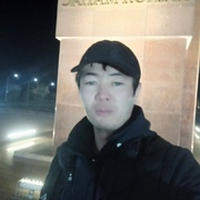 Улан Мадамбеков 31 Бишкек