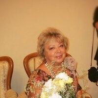 Нина, 67 лет, Весы, Санкт-Петербург