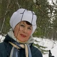 Галина, 70 лет, Рак, Красноярск