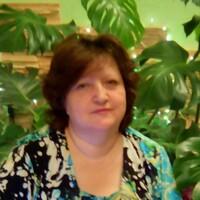 Валентина, 59 лет, Стрелец, Санкт-Петербург