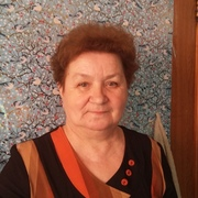 Татьяна 66 лет (Стрелец) хочет познакомиться в Долгопрудном