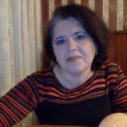 Елена 58 лет (Весы) Попасная